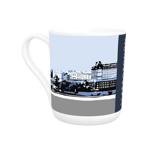 Scarborough, Yorkshire Bone China Mug