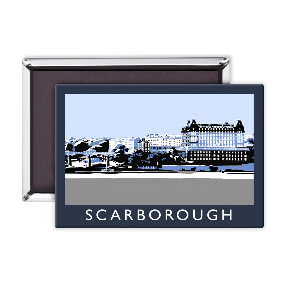 Scarborough, Yorkshire Magnet