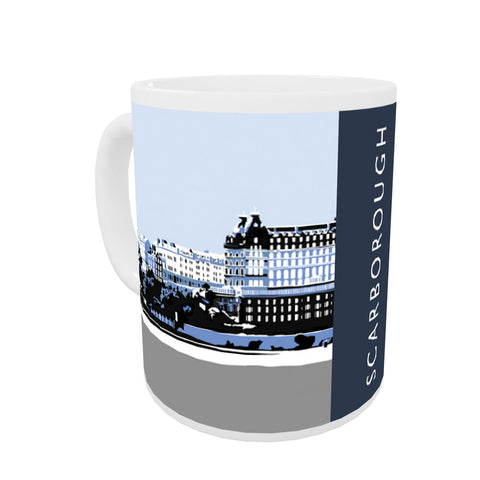 Scarborough, Yorkshire Mug