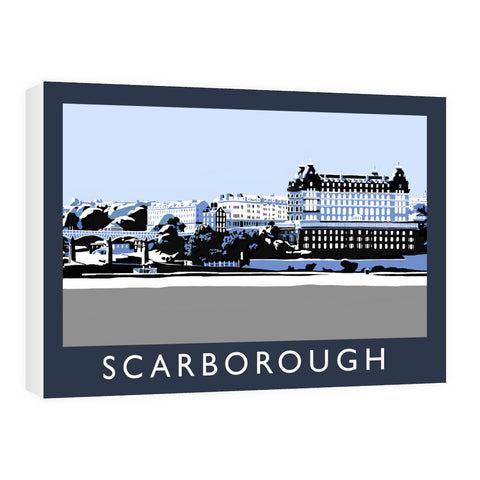 Scarborough, Yorkshire Canvas