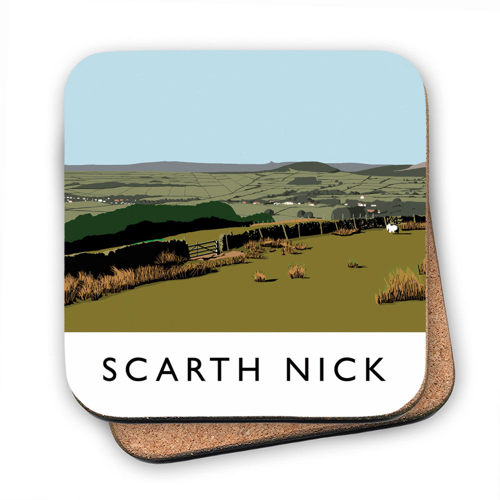 Scarth Mick, Yorkshire MDF Coaster