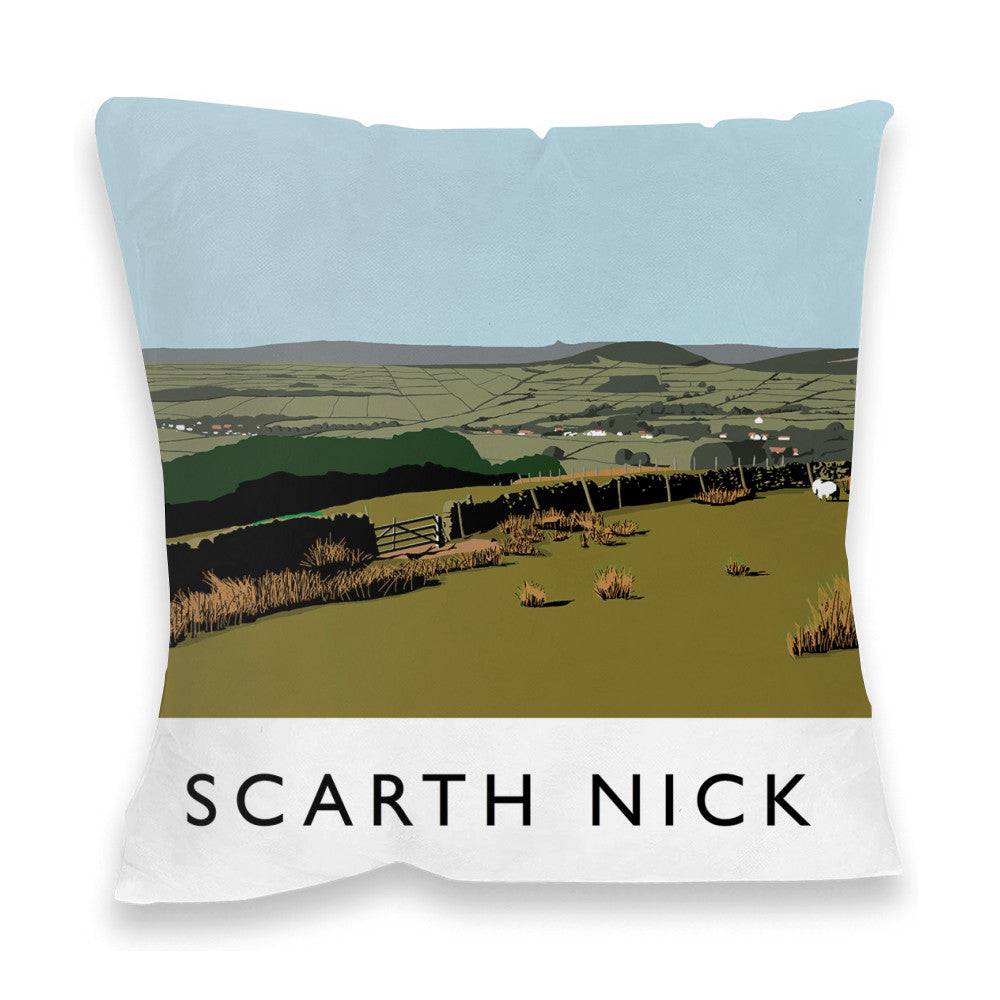 Scarth Mick, Yorkshire Fibre Filled Cushion