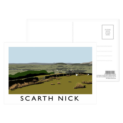 Scarth Mick, Yorkshire Postcard Pack
