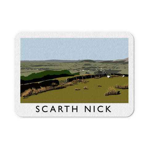 Scarth Mick, Yorkshire Mouse Mat