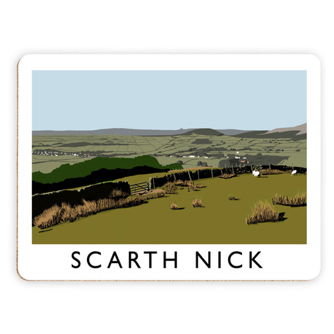 Scarth Mick, Yorkshire Placemat