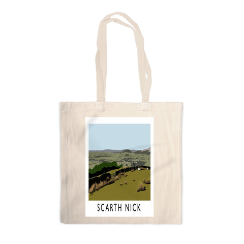 Scarth Mick, Yorkshire Canvas Tote Bag