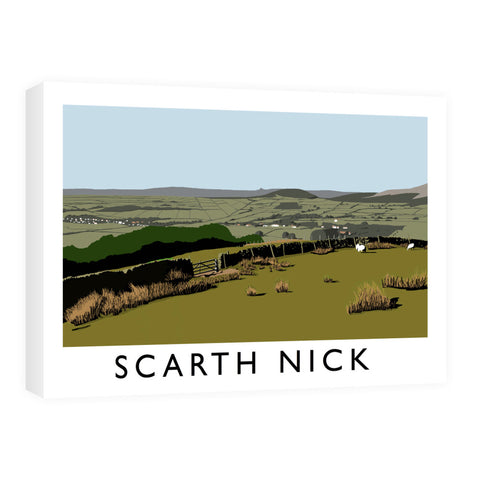 Scarth Mick, Yorkshire Canvas