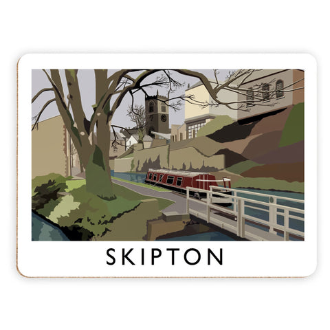 Skipton, Yorkshire Placemat
