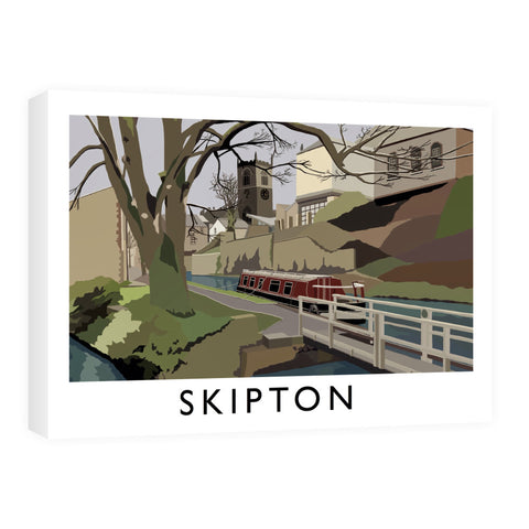 Skipton, Yorkshire Canvas