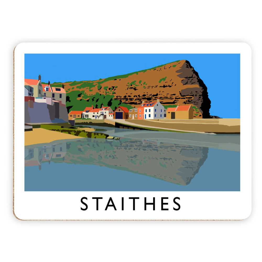 Staithes, Yorkshire Placemat