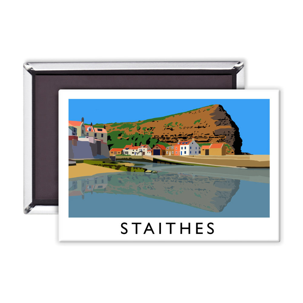 Staithes, Yorkshire Magnet