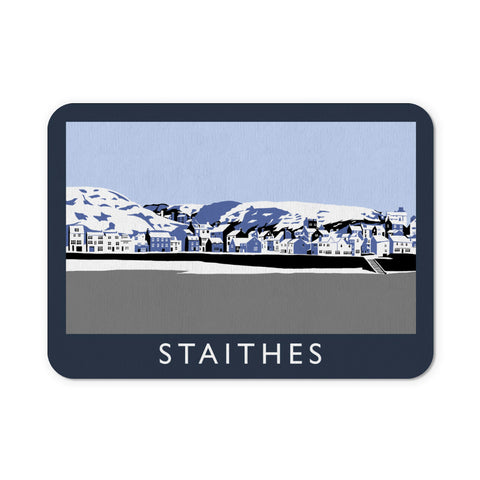 Staithes, Yorkshire Mouse Mat