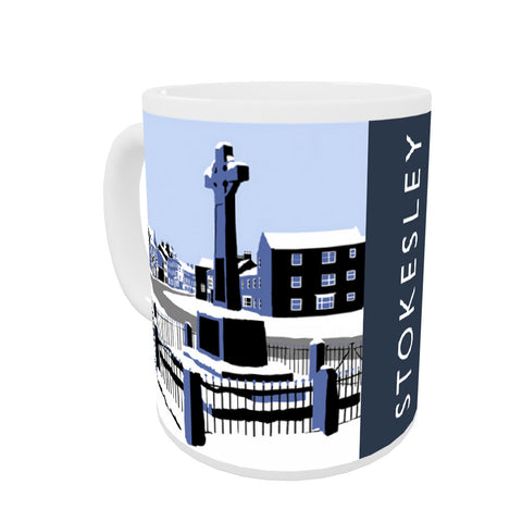 Stokesley, Yorkshire Coloured Insert Mug