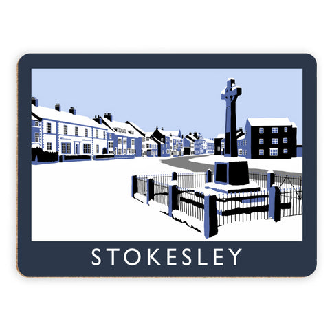 Stokesley, Yorkshire Placemat