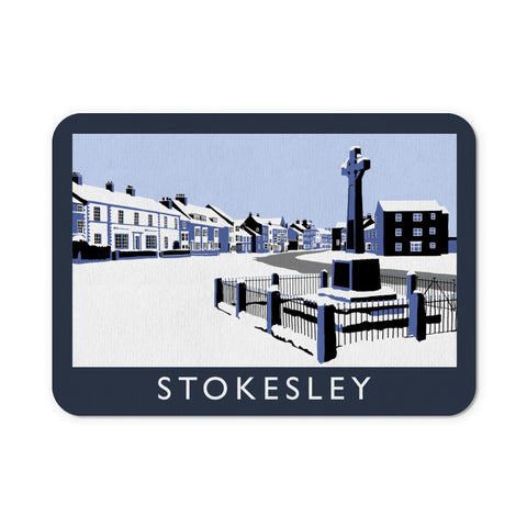 Stokesley, Yorkshire Mouse Mat