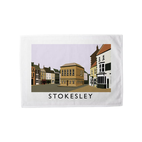 Stokesley, Yorkshire Tea Towel