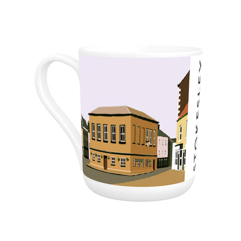 Stokesley, Yorkshire Bone China Mug