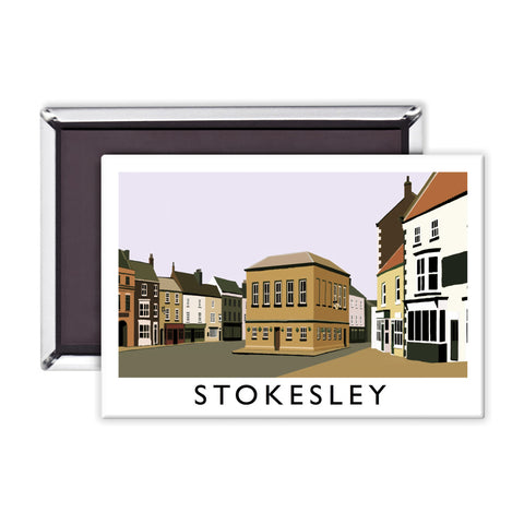 Stokesley, Yorkshire Magnet