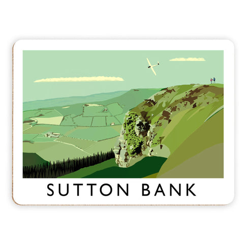 Sutton Bank, Yorkshire Placemat