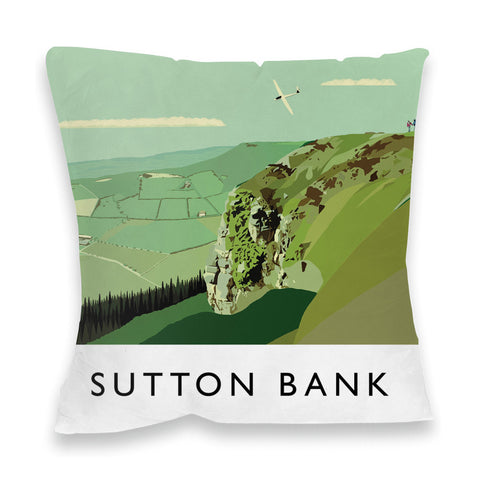 Sutton Bank, Yorkshire Fibre Filled Cushion