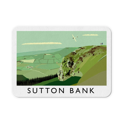 Sutton Bank, Yorkshire Mouse Mat