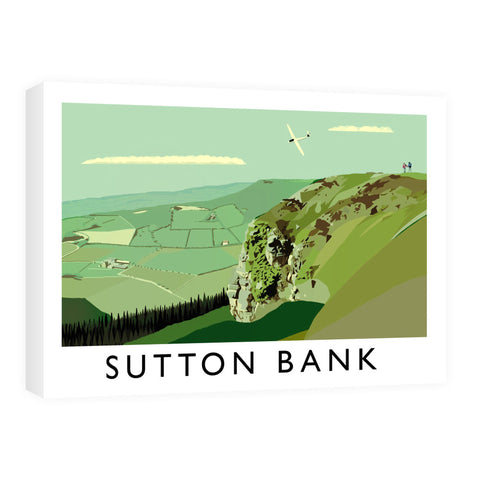 Sutton Bank, Yorkshire Canvas