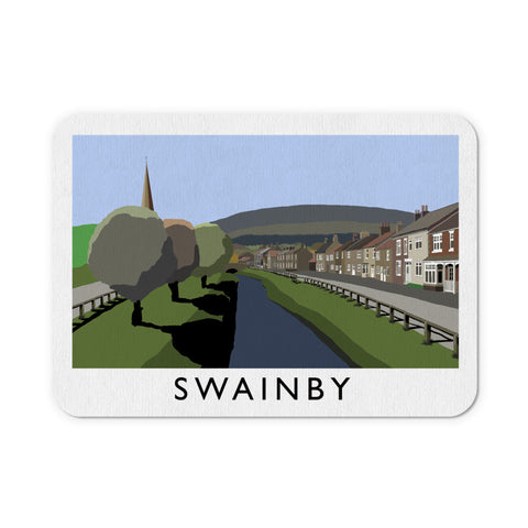 Swainby, Yorkshire Mouse Mat