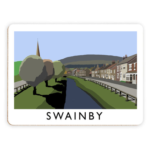 Swainby, Yorkshire Placemat