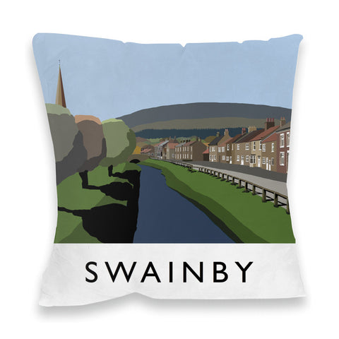Swainby, Yorkshire Fibre Filled Cushion