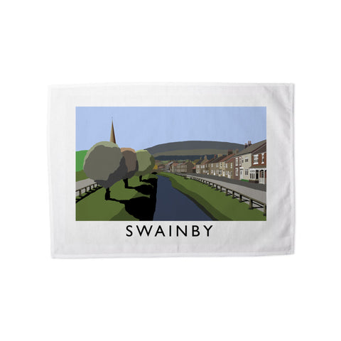Swainby, Yorkshire Tea Towel