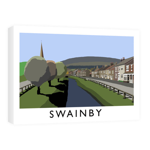 Swainby, Yorkshire Canvas