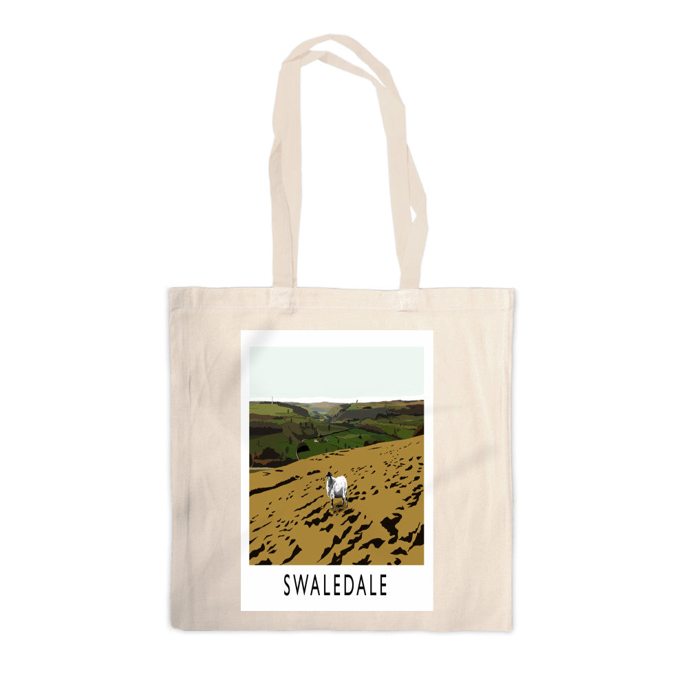 Swaledale, Yorkshire Canvas Tote Bag