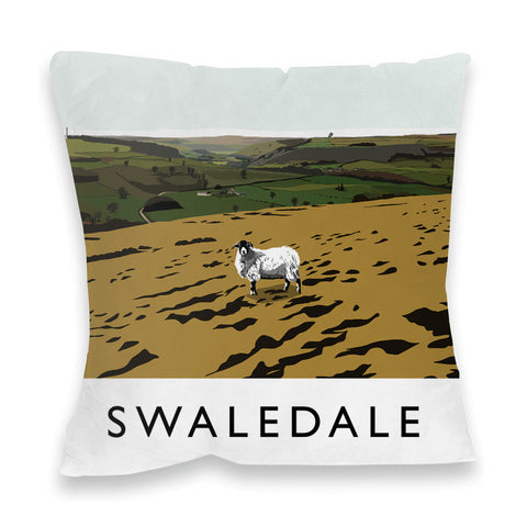 Swaledale, Yorkshire Fibre Filled Cushion