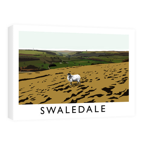 Swaledale, Yorkshire Canvas