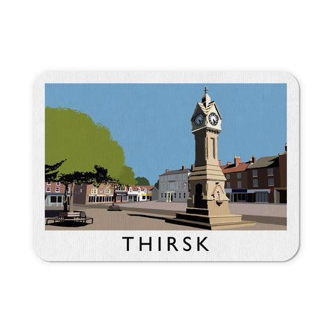 Thirsk, Yorkshire Mouse Mat