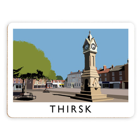 Thirsk, Yorkshire Placemat