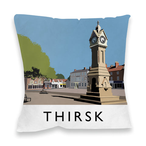 Thirsk, Yorkshire Fibre Filled Cushion
