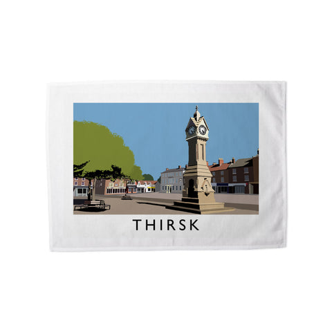 Thirsk, Yorkshire Tea Towel