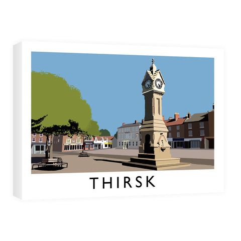 Thirsk, Yorkshire Canvas