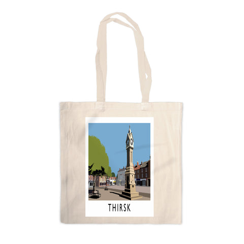 Thirsk, Yorkshire Canvas Tote Bag