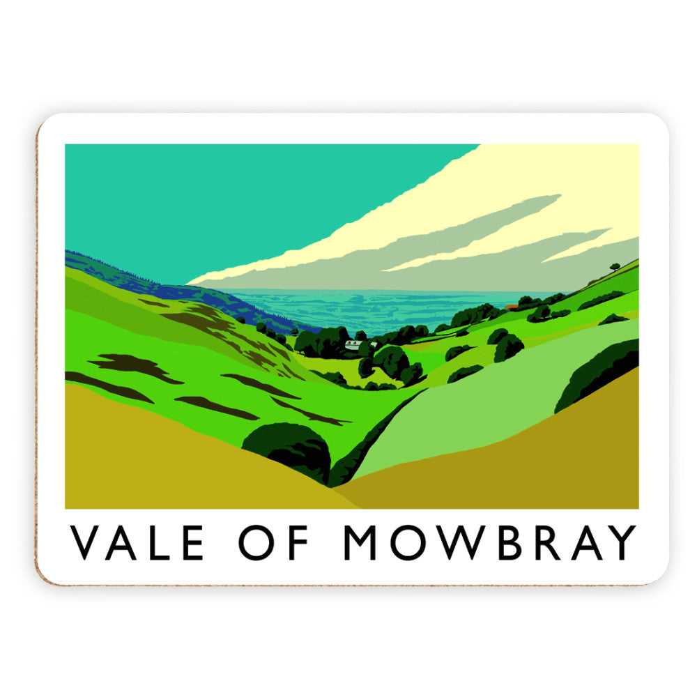 Vale of Mowbray, Yorkshire Placemat