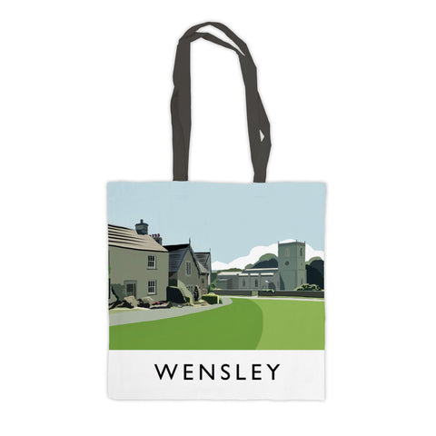 Wensley, Yorkshire Premium Tote Bag