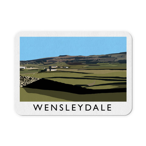 Wensleydale, Yorkshire Mouse Mat