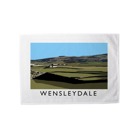 Wensleydale, Yorkshire Tea Towel