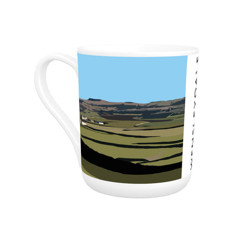 Wensleydale, Yorkshire Bone China Mug