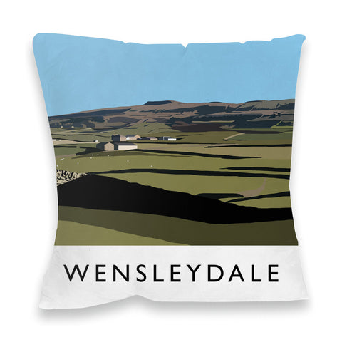Wensleydale, Yorkshire Fibre Filled Cushion