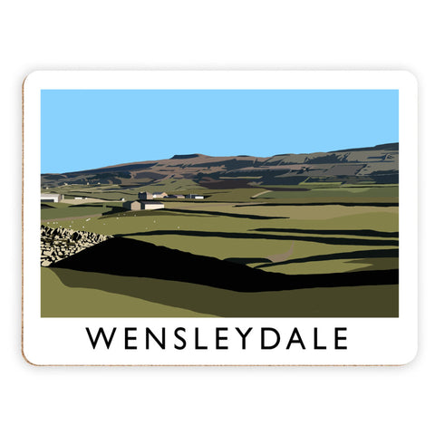 Wensleydale, Yorkshire Placemat