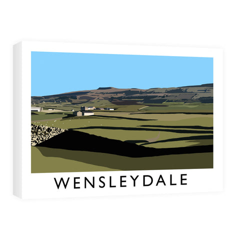 Wensleydale, Yorkshire Canvas