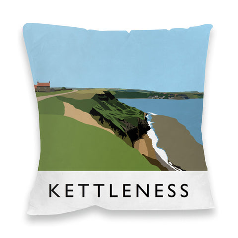Kettleness, Yorkshire Fibre Filled Cushion