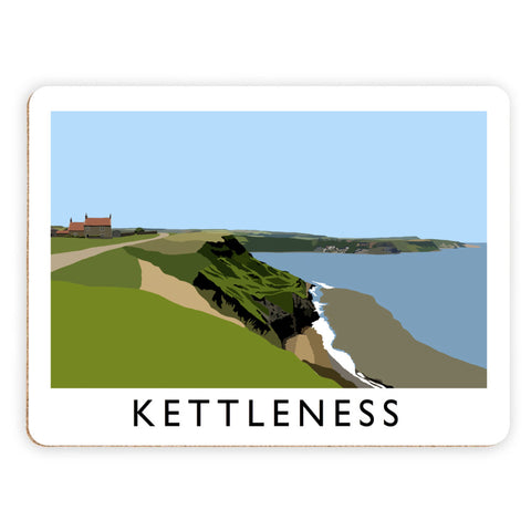Kettleness, Yorkshire Placemat